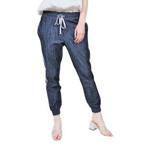 pantalon de dama din denim D2146B