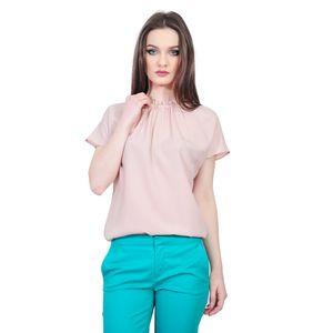 bluza roz eleganta de dama D2323A