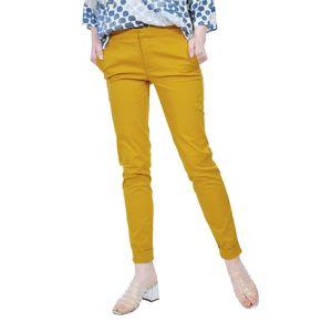 Pantalon mustar de dama D2505