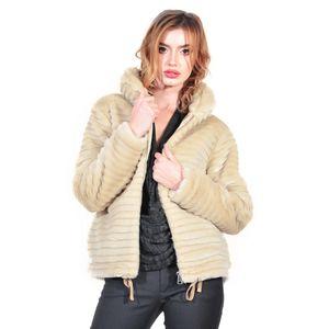 haina de blana, bej D2604