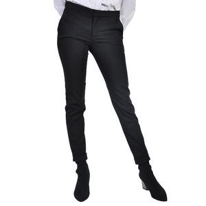 pantalon de dama negru D2611