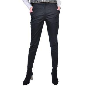 pantalon de dama negru D2612