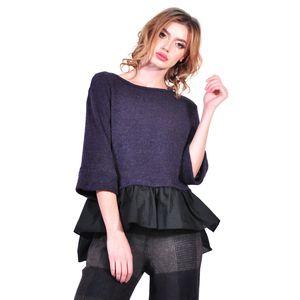 bluza de dama mov D2621