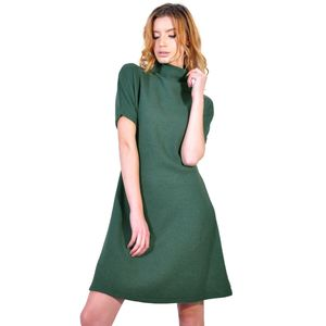 rochie verde de dama D2624